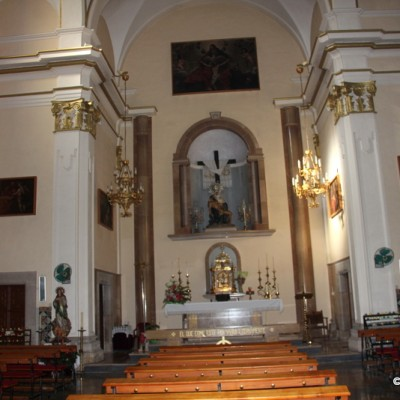 Church of St. Luke Ulldecona
