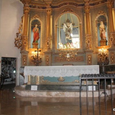 Ulldecona Hermtiage Altar