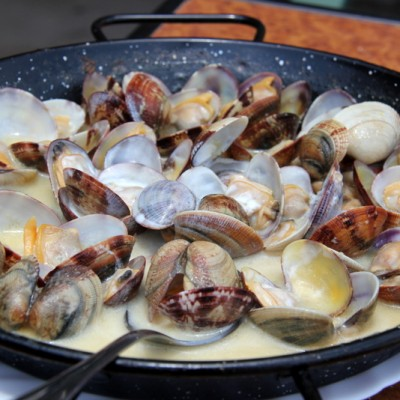 Vinaros Food Clams