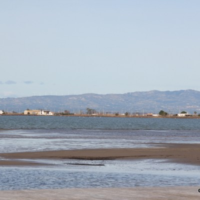 Delta de l'Ebre Natural Park Views