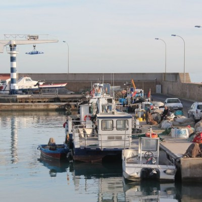 Les Cases d'Alcanar port