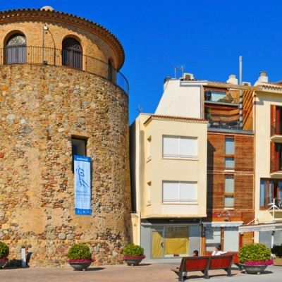 Cambrils Tower Catalonia ed1