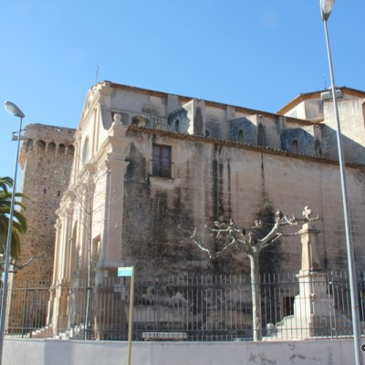 Cambrils history monuments