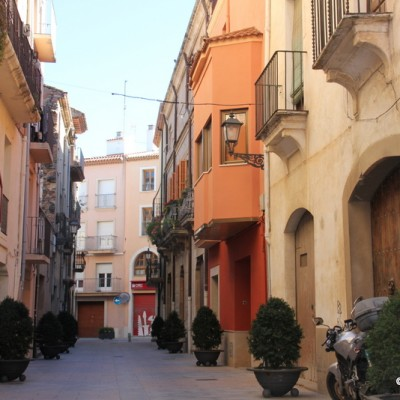 Cambrils streets