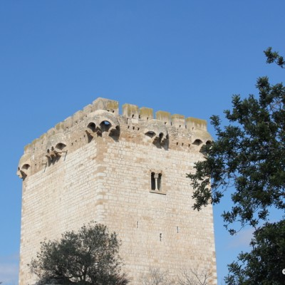 Amposta-Carrova Tower