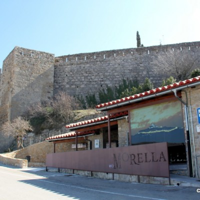 Morella Spain Castle View