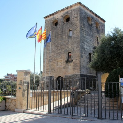 Torre Vella Salou Old Tower