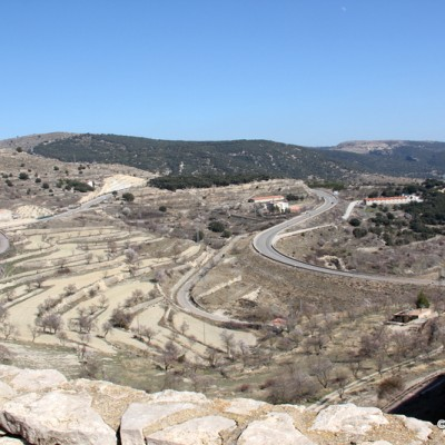 Views From Morella