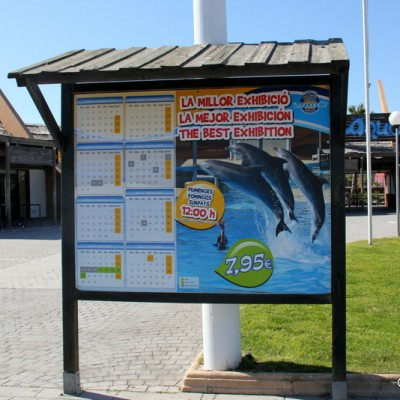 La Pineda Aquapolis Dolphins