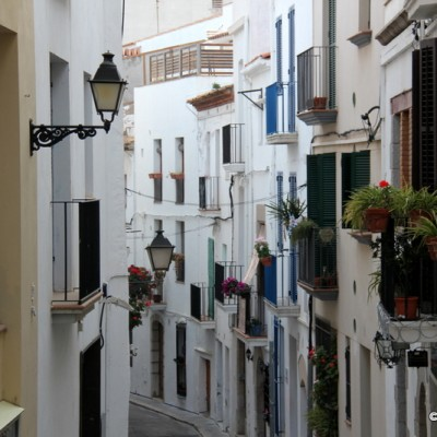 Sitges Streets