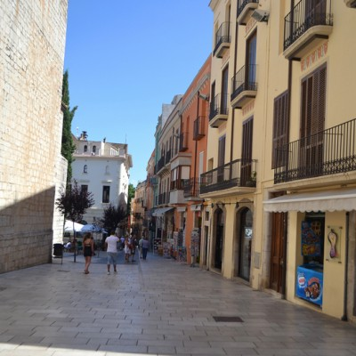 Figueres Streets Catalonia