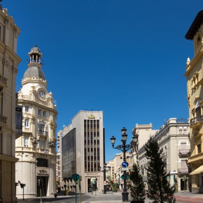 Castellon Spain City Views