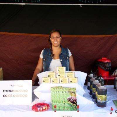 Ecological Products at San Rafael del Rio Artisan Market
