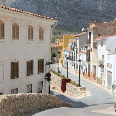 Oropesa del Mar Views From Old Streets to Mountains