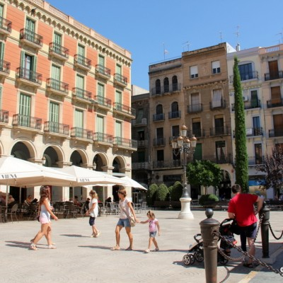 Reus Prim Square Spain