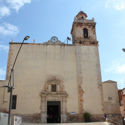 Torreblanca Church of St. Barthomolew