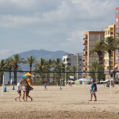 Torrenostra Beach in Torreblanca