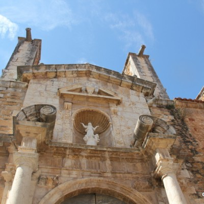 Traiguera Parish Church