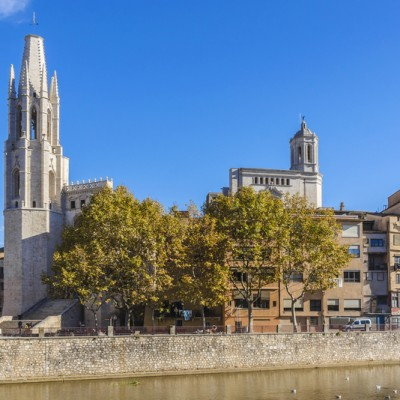 Girona Saint Felix Church
