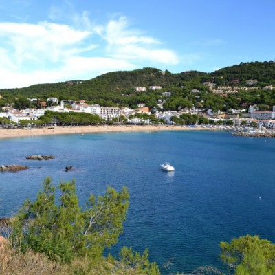Llafranc Beach Views Catalonia