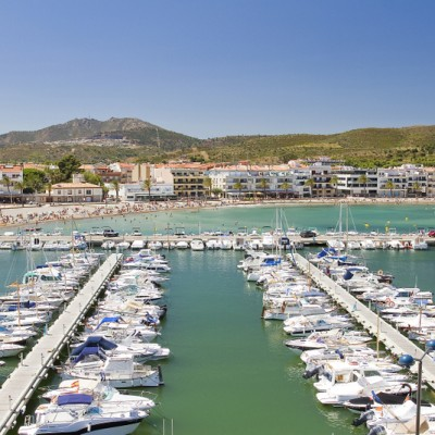 Llanca Harbour Catalonia ed1
