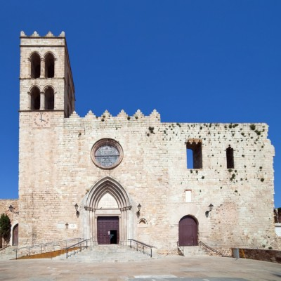 Blanes Church Costa Brava
