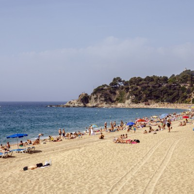 Tossa de Mar Beach June 2014 ed3