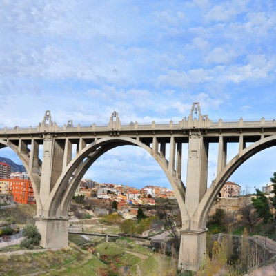 Alcoy Bridge of St. George-San Jorge