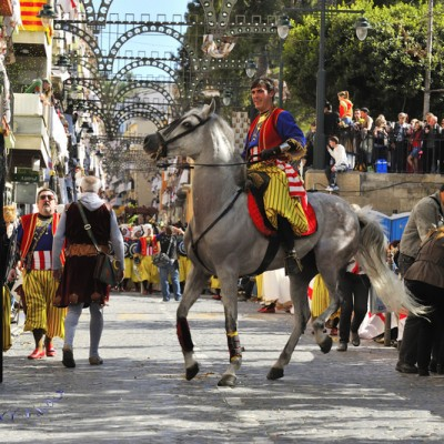 Alcoy Moors and Christians Fiesta