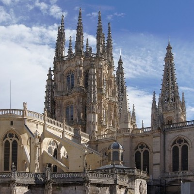 Burgos Spain Cathedral