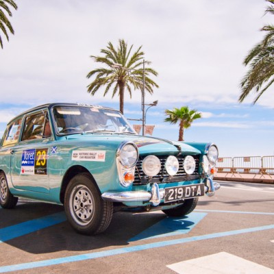Lloret de Mar Classic Car Costa Brava Rally ed3