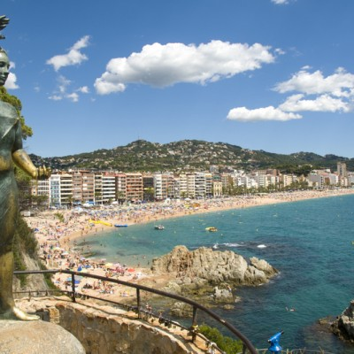 Lloret de Mar Costa Brava Views