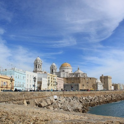 Spain beautiful cities Cadiz