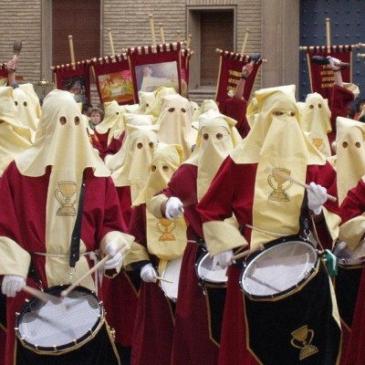 Huesca Holy Week Spain Most Beautiful Cities