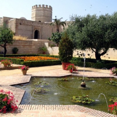 Jerez Alcazar Spain's most beautiful cities