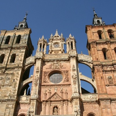 Leon Spain Cathedral most beautiful cities Spain
