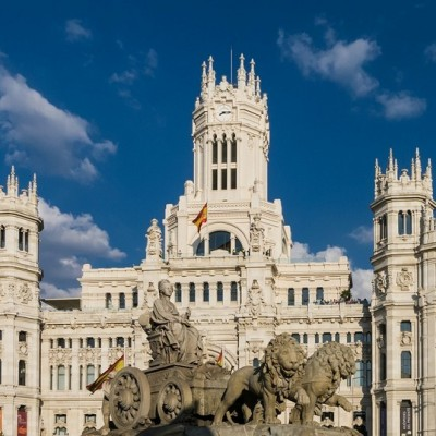 Madrid Spain Architecture