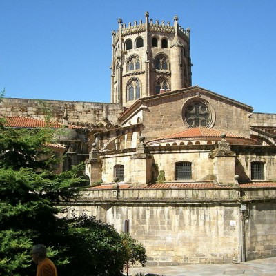 Ourense Spain Beautiful Cities Cathedral