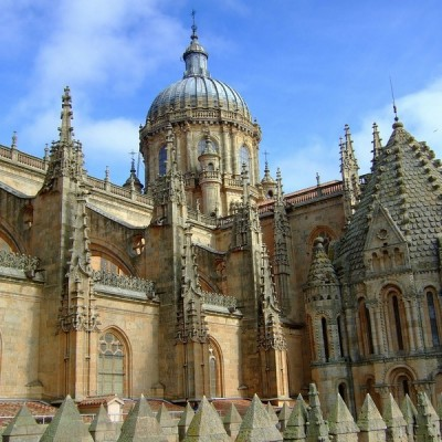 Salamanca Cathedral Spain's prettiest cities