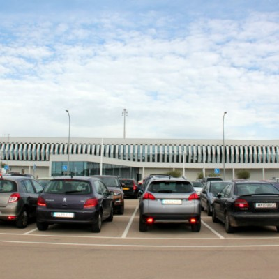 Castellon Airport Spain Exterior-1