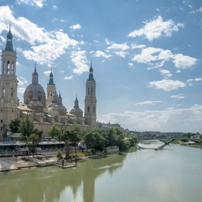 Zaragoza beautiful cities Spain