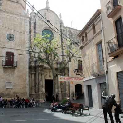 El Vendrell church