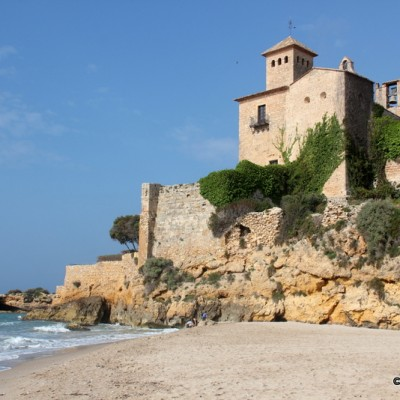 Tamarit Castle Spain