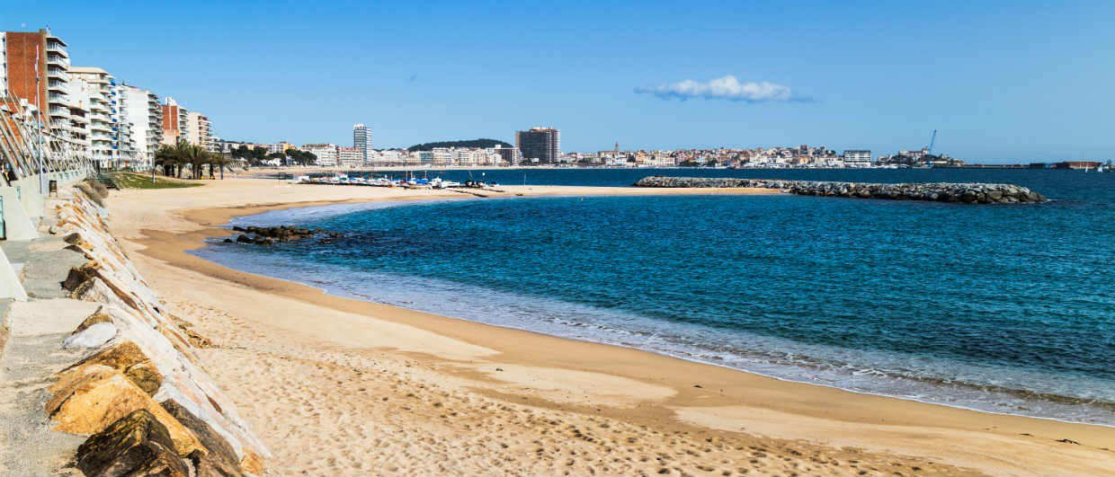 Best beaches in Catalonia-Sant Antoni de Calonge Beach