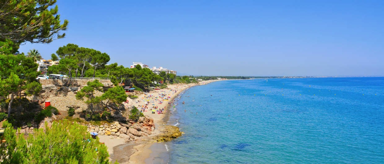Catalonia best beaches-Mont Roig del Camp Miami Platja
