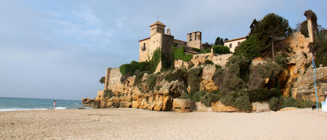 Catalonia best beaches Tamarit