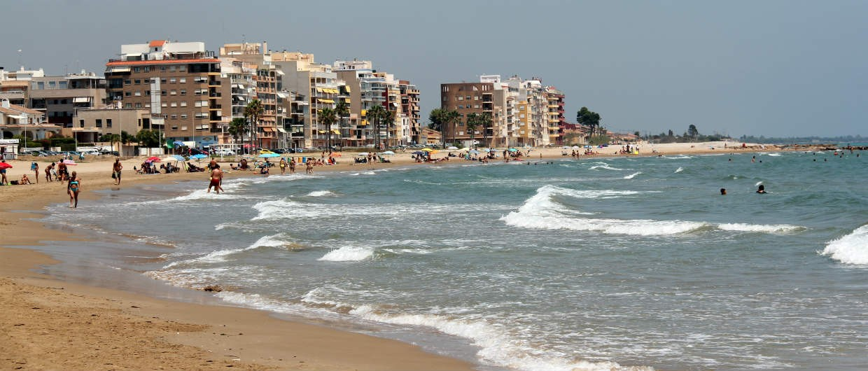 Borriana Castellon beaches city feel