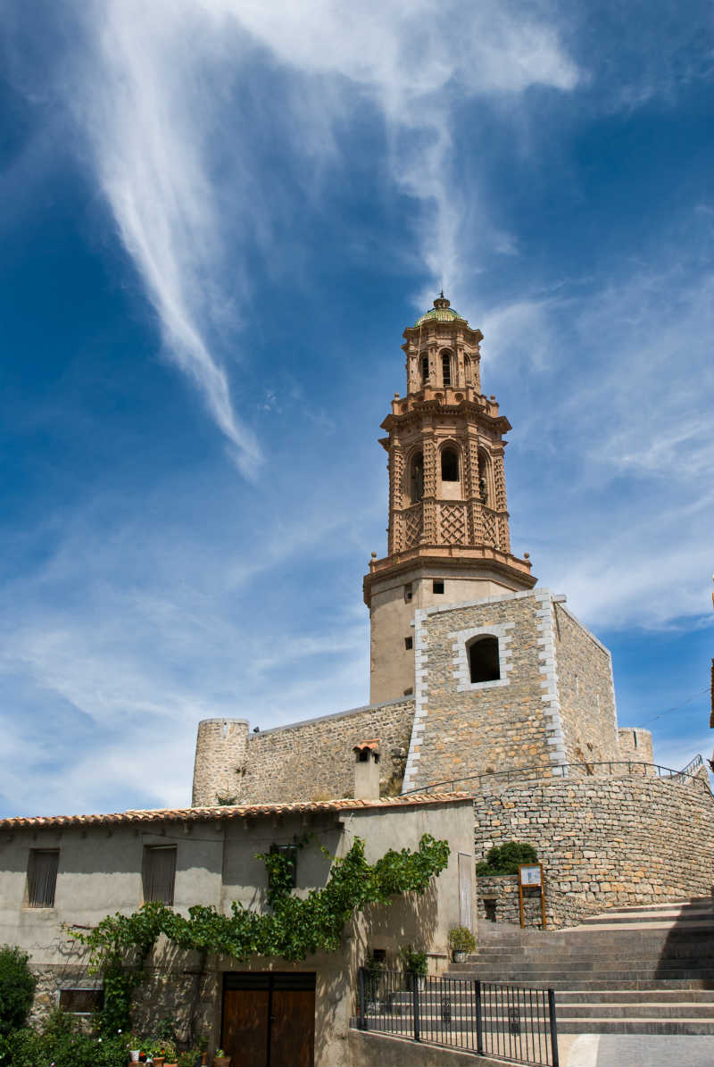 Jerica Spain Mudejar belltower