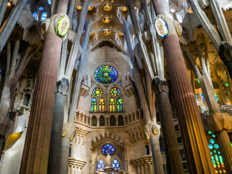 Barcelona-Sagrada-Familia-cathedral