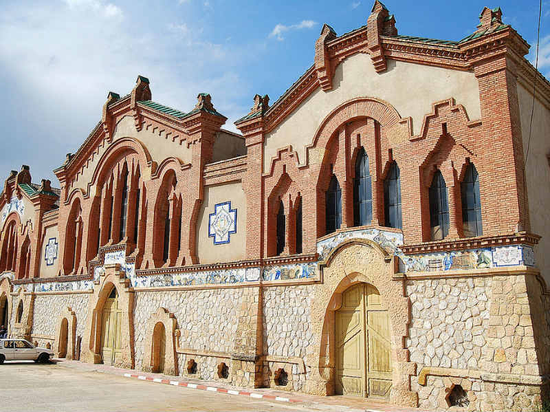 El Pinell de Brai Wine Cathedral-Route of the 3Cs